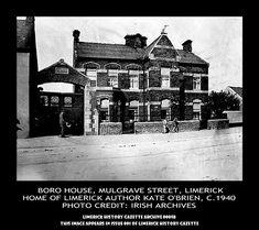 BORO HOUSE, MULGRAVE STREET, 1940