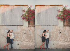 Jaime + Nina's Engagement Session | Next to Me Studios | Little Italy, San Diego