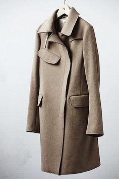 Uniqlo x Jil Sander coat