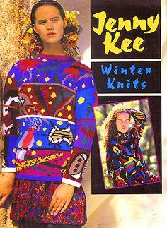 Jenny Kee Knitwear