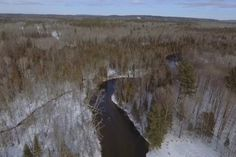 Sights and Sounds: Majestic View Above the Manistee River - Northern Michigan's News Leader