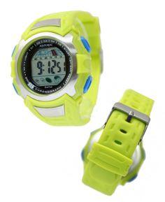 DW393A alarma de la fecha PNP Matt Silver Bisel Hombres Mujeres 100% Probado 3ATM Reloj Digital