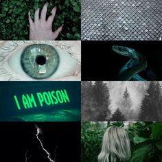 | Slytherin Aesthetic |