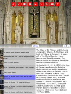 St. Patrick's Cathedral - NYC -  See all of it on an iPad tour for only 2.99$