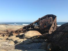 Aristea wreck Natural Scenery, Places Of Interest, Opera House, African, Building, Nature, Travel, Naturaleza, Viajes