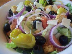 Olive Garden Salad Dressing - Food Network Kitchens Copycat Recipe - Food.com: Food.com