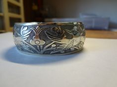 Free Shipping No Fees Tibetan Silver Cuff Bracelet Ancient Tibet Design ( H ) $5.99