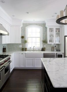 San Jose Res 2 - Traditional - Kitchen - san francisco - by Fiorella Design