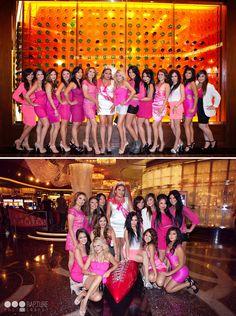 Las Vegas Bachelorette Party @ The Cosmopolitan of  Las Vegas « by Rapture Photography Studio | Las Vegas Event Photographer