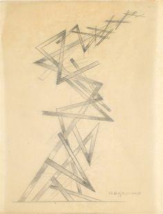 Aleksandr Rodchenko, Linear Composition