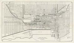 downtown tunnel system ca 1937
