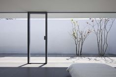 beautiful minimalist house — Design thinking particles