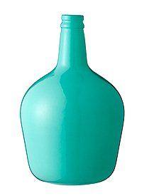 Vase Eine große, bauchige Vase aus Milchglas die auch ohne Inhalt schon sehr dekorativ ist, von Bloomingville.