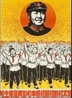 Mao is our sun!