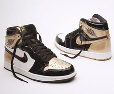 Update: Air Jordan 1 High Gold Top 3 May Be Dropping Overseas This Month