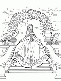 59 Coloring Pages Princess And The Pauper