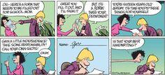 Zits Comic Strip for November 23, 2014 | Comics Kingdom
