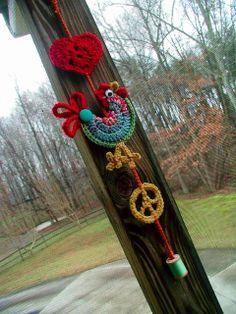 Fiddlesticks - My crochet and knitting ramblings.: bag. crochet