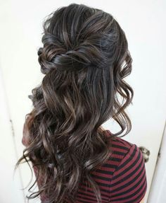 beautiful hair style pics 20 beautiful half up wedding hairstyles wedding hair 5991