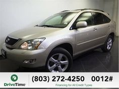 2008 Lexus RX 350 SUV Base (Dont Miss! Get down payment in 2 mins!)
