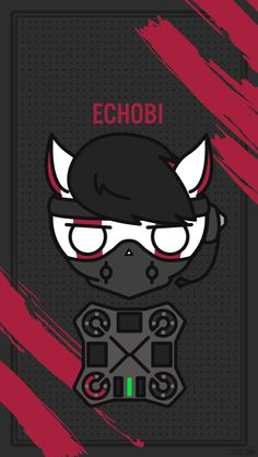 Dokki-Chibi - Adorable and Dangerous Rainbow Six Siege Dokkaebi, Rainbow 6 Seige, Tom Clancy's Rainbow Six, R6 Wallpaper, Game Wallpaper Iphone, Rainbow Wallpaper, Rainbow Painting, Rainbow Art, Chibi