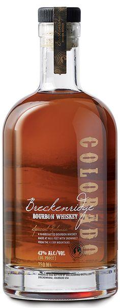 Breckenridge Bourbon beats out Pappy's 23...