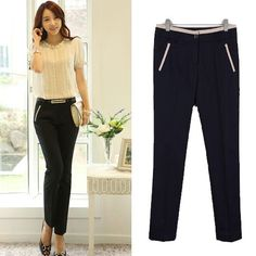 Awesome office attire pants | Formal Wear Pants Price,Formal Wear Pants Price Trends-Buy Low Price ...... Dressing the part Check more at http://fashionie.top/pin/35124/
