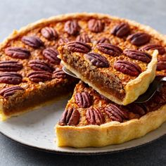 Pie Recipes, Dessert Recipes, Types Of Pie, Southern Pecan Pie, Best Pecan Pie, Pie Decoration, American Desserts, Pie Cake, Food Cakes
