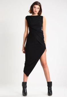 Jurken Vivienne Westwood Anglomania VIAN - Jerseyjurk - black Zwart: 339,95 € Bij Zalando (op 25/11/16). Gratis verzending & retournering, geen minimum bestelwaarde en 100 dagen retourrecht!