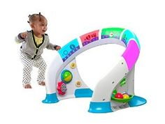 Amazon.com: Fisher-Price Bright Beats Smart Touch Play Space: Toys & Games