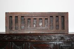 Livery Cupboard I would kill for this! First Period, Cupboards, Pilgrim, 17th Century, Decorative Boxes, American, Antiques, Storage, Stuff To Buy
