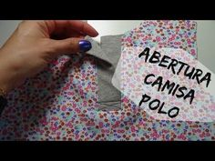 VEDA #27 Abertura camisa polo | ModaByNill - YouTube Camisa Polo, Youtube, Sewing, Sewing Tutorials, Sewing Tips, Make A Shirt, Making Shirts, Women's Polo Shirts, Patron Couture