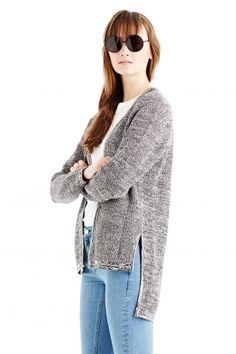 CHEY CARDIGAN V1 - SS15 Womenswear, Knitwear - Surface to Air online store