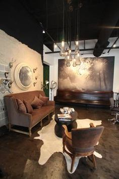 130 best hair salons images on Pinterest in 2018   Beauty room ...