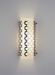 One Light Nickel Wall Light : 247E0 | Dulles Electric Supply Corp.