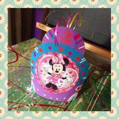 Minnie Mouse feestkroon