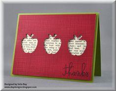 This is a cute home-made card