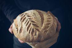 il pane fatto in casa - food photography