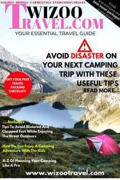 Prevent Disaster During Your Next Camping Trip With These Tips Holiday Packing Lists, Family Holiday Destinations, Family Vacations, Family Travel, Travel Destinations, Europe Budget, Budget Travel, Travel Tips, Christmas Travel