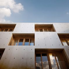 STUDENT HOUSING in Bordeaux by Pawel Podwojewski