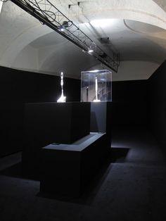 Alberto Giacometti e l'ombra della sera - Lecco - Villa Manzoni - Krea allestimento