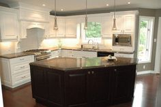 Kitchen +island +two Design Ideas, Pictures, Remodel and Decor