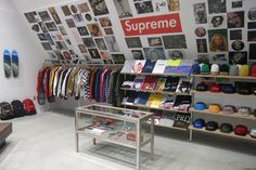 Spaces at Dover Street Market New York