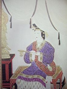 Empress Suiko (推古天皇? Suiko-tennō) (554 – 15 April 628) was the 33rd monarch of Japan, according to the traditional order of succession.Suiko reigned from 593 until her death in 628.In the history of Japan, Suiko was the first of eight women to take on the role of empress regnant.