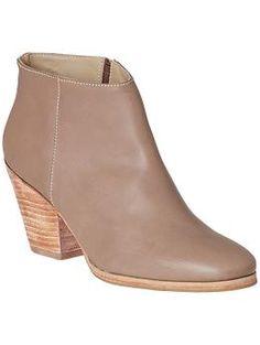 Rachel Comey Mars Booties, Booties, Leather Booties, Tan Booties, Piperlime