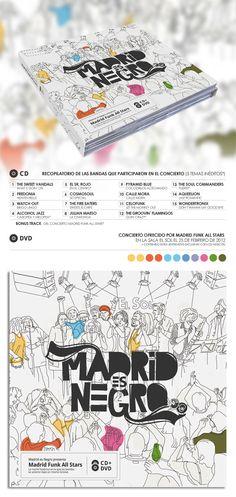 CD+DVD recopilatorio de las bandas que participaron en el concierto ofrecido por Madrid es Negro en la Sala Sol el 25 de Febrero de 2012. El DVD incluye entrevistas con los músicos que participaron en aquella noche histórica en la que las bandas se unieron bajo un mismo Groove.