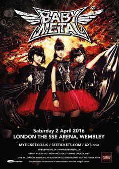 Enter Samba: Babymetal would like to teach Metallica their dance moves