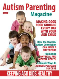Special thanks to Autism Parenting Magazine for featuring Bob Brotchie and Wanda Refaely on pages 23 to 25 in this issue!