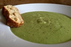 Brokkoli-Kartoffel-Suppe