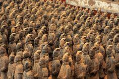 soldados xian